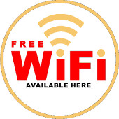 Free Wifi Kamala Beach