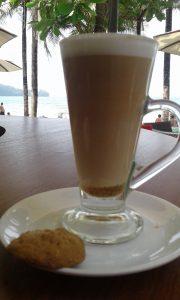 best fresh coffee on Kamala Beach