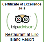 Best restaurant Kamala Beach Lillo Resort Tripadvisor Award